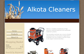 Alkota Cleaners