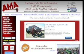 Auctioneers Miller and Associates