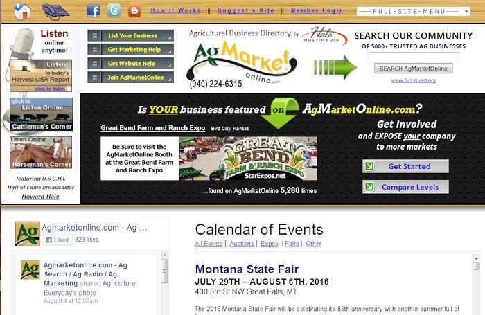 Ag Market Online