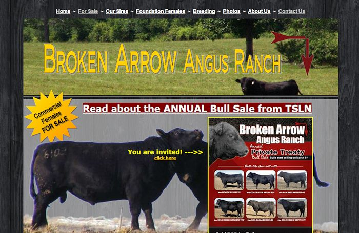 Broken Arrow Angus