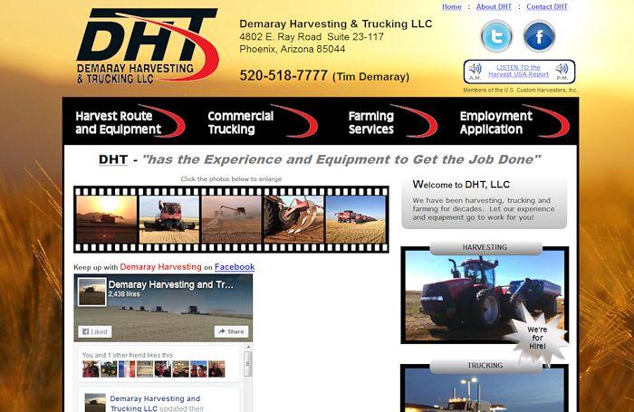 Demaray Harvesting and Trucking
