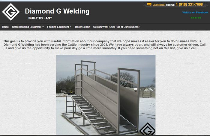 Diamond G Welding