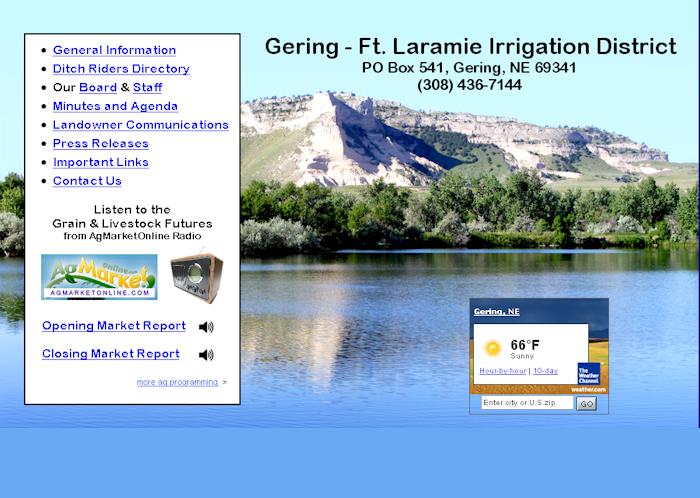 Gering Ft. Laramie Irrigation District