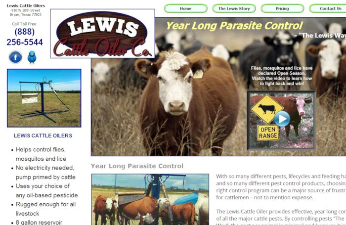 Lewis Cattle Oilers