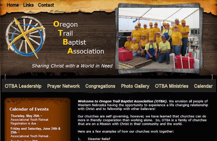 Oregon Trail Baptist Association