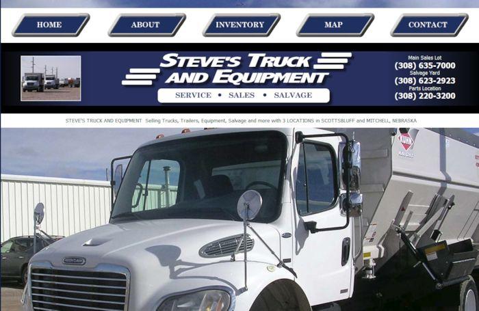 Steves Truck and Equipment