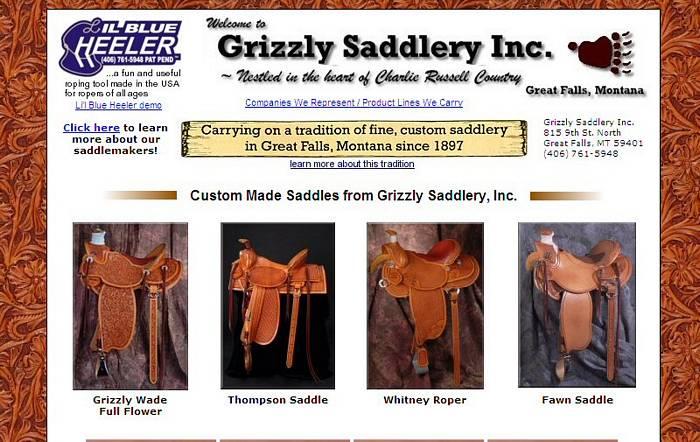 http://www.grizzlysaddlery.com