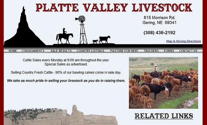Platte Valley Livestock Inc.