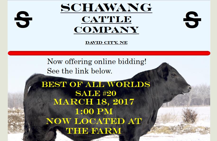 Schawang Cattle Co.
