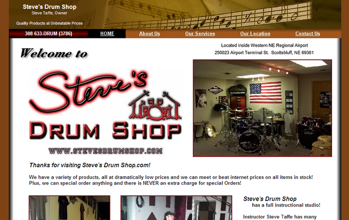 Steves Drum Shop