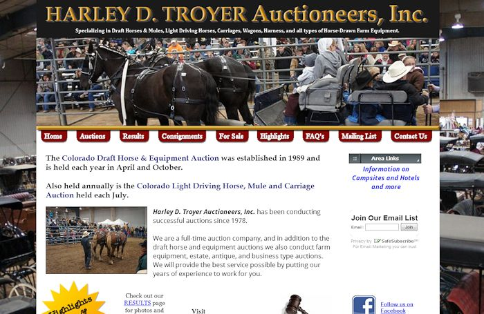 Troyer Auctioneers, Inc