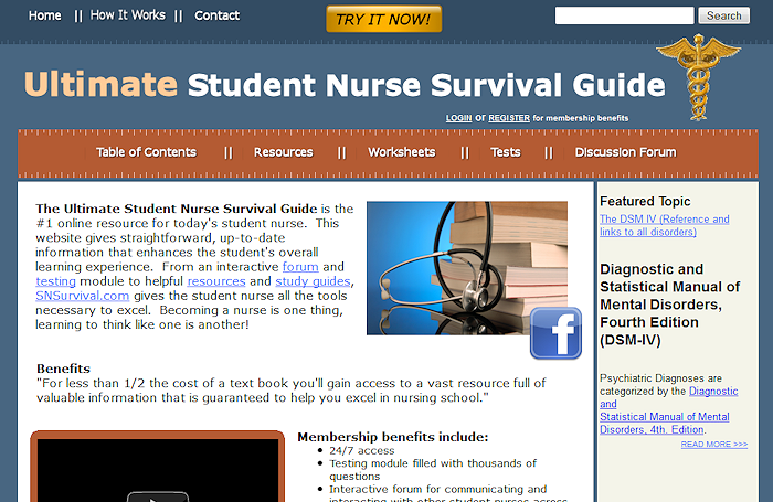 Ultimate Student Nurse Survival Guide