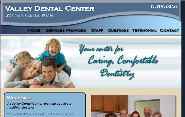 Valley Dental Center