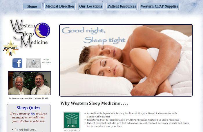 Western Sleep Medicine
