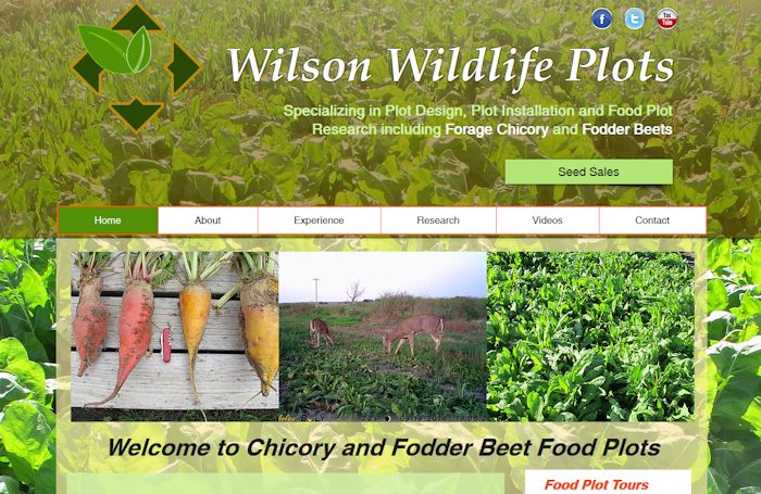 Wilson Wildlife Plots