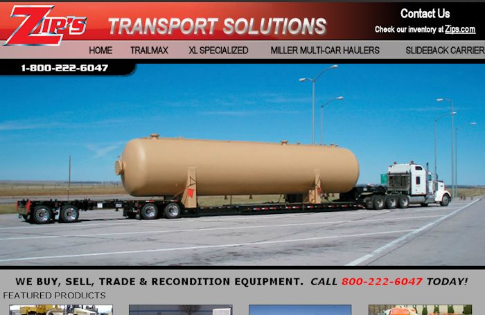 Zips Transport Equipment