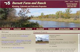 Burnett Farm and Ranch