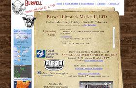 Burwell Livestock Market II, LTD