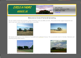 Circle A Farms & Harvesting