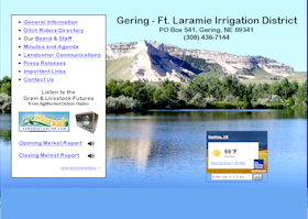 Gering Ft. Laramie Irrigation District