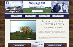 Helberg & Nuss Auctions & Realty