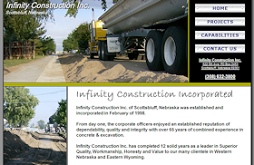 Infinity Construction, Inc.
