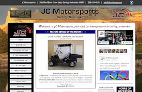 JC Golf Cars