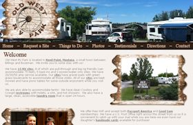 Old West RV Park