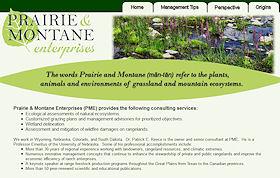 Prairie and Montane Enterprises