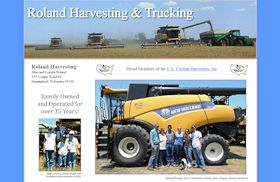 Roland Harvesting and Trucking