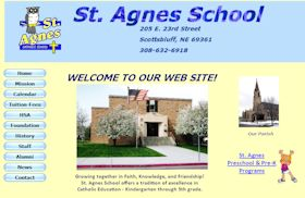 St Agnes Catholic School