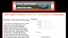 Beck Brothers, Inc