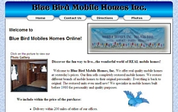 Blue Bird Mobile Homes, Inc.