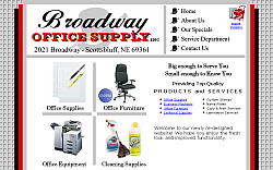 Off Broadway Business Products