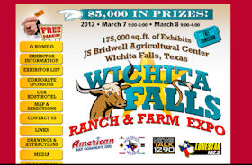 Wichita Falls Ranch & Farm  Expo